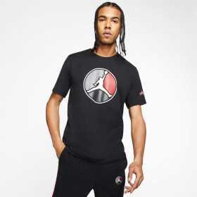 CD5626-010_T-shirt Jordan Remastered Noir pour Homme