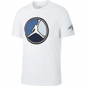 CD5626-100_T-shirt Jordan Remastered Blanc pour Homme