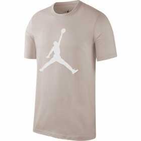 CJ0921-286_T-shirt Jordan Jumpman 19 Beige wht pour Homme