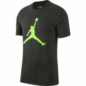 CJ0921-355_T-shirt Jordan Jumpman 19 Vert pour Homme