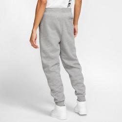 Pantalon Jordan Jumpman Fleece gris Logo BLK pour homme