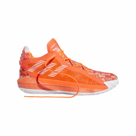 """FU6808_Chaussure de Basketball adidas Dame 6 """"Solar Red"""" Rouge pour homme"""