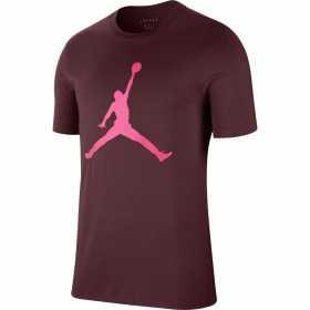 CJ0921-681_T-shirt Jordan Jumpman 19 Rouge PK pour Homme