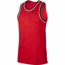 Men's Nike Dri-FIT Classic 20 Basketball Tank Red