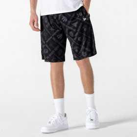 12195417_Short NBA New Era AOP All teams Noir pour homme