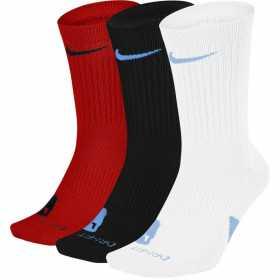 SX7627-966_Chaussettes Nike Elite Crew multicolor 3 paires