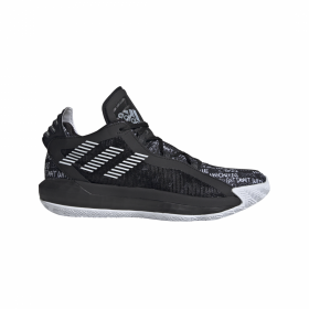 FU6807_Chaussure de Basketball adidas Dame 6 Noir pour homme
