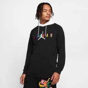 CD5749-100_Sweat à capuche Jordan Sport DNA Noir pour homme