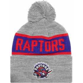 MN-HWC-INTL536-TORRAP8Bonnet NBA Toronto Raptors Mitchell & Ness Team Tone Gris