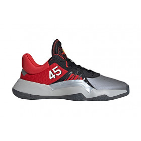 """EF9911_Chaussure de Basketball adidas D.O.N. Issue 1 """"MLK Day"""" Rouge pour homme"""