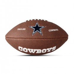 Wilson NFL team logo mini Ballon Cowboys