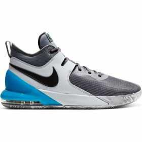 CI1396-003_Chaussure de Basketball Nike Air Max Impact Gris pour junior