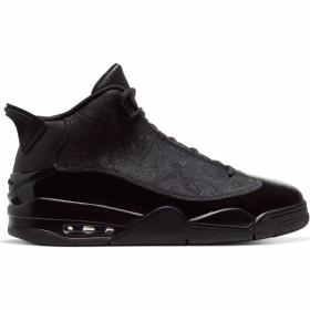 311046-003_Chaussure Air Jordan Dub Zero Noir