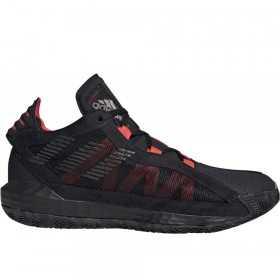 EH2791_Chaussure de Basketball adidas Dame 6 Noir pour Junior