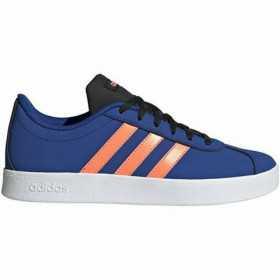 EG2003_Chaussure adidas VL Court 2.0 K Bleu Pour Enfant