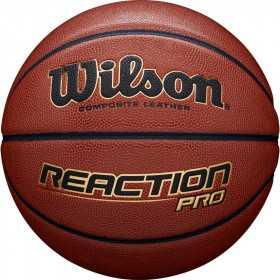WTB10137XB_Ballon de Basketball Wilson Reaction Pro