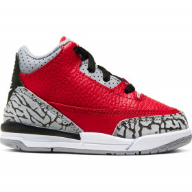 "CQ0489-600_Chaussure Jordan 3 Retro SE ""Unite"" Fire red (TD)"