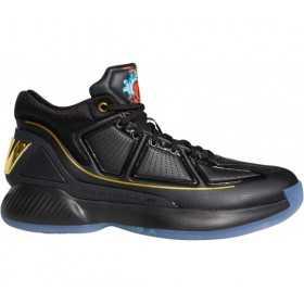 EH2110_Chaussure de Basketball Adidas D-rose X Noir pour homme