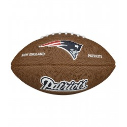 Wilson NFL team logo mini ballon patriots