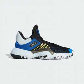 EG6564_Chaussure de Basketball adidas D.O.N. Issue 1 Bleu pour Junior