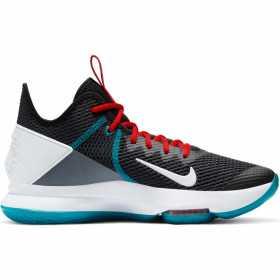 Chaussure de Basketball Nike LeBron Witness 4 Bleu pour homme