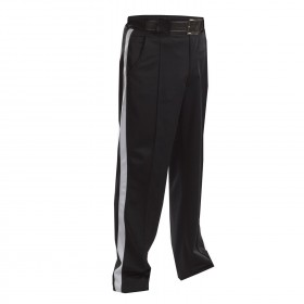 Adams Pantalons d'arbitrage noir