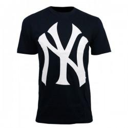 Majestic Kids Tee Shirt Yankees Noir enfant