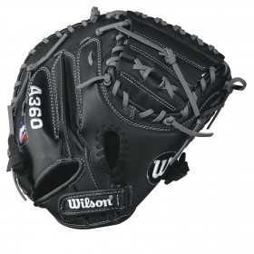 """WTA03RB17CM325_Gant de Baseball pour Catcher Wilson A360 32.5"""" pour junior"""