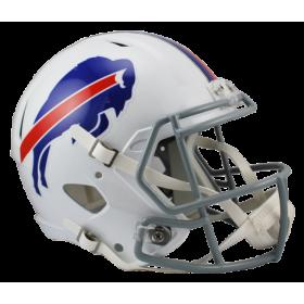 Casque de Football Americain NFL Buffalo Bills Riddell Replica blanc