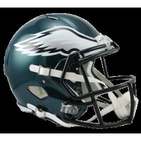 Casque de Football Americain NFL Philadelphia Eagles Riddell Replica Vert