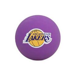 Mini Balle Rebondissante Spalding Los Angeles Lakers Violet