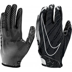 N0000944-907_Gant de football américain Nike vapor Knit 3.0 pour receveur Noir