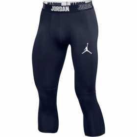 Jordan 23 Alpha Dry 3/4 compression azul para hombre