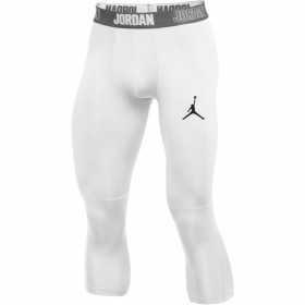 Jordan 23 Alpha Dry 3/4 compression Blanco para hombre