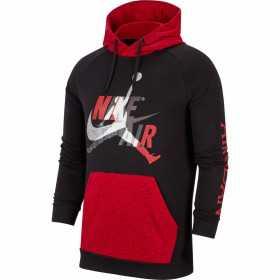 CK2852-010_Sweat à capuche Jordan Jumpman Classics Noir RD pour homme