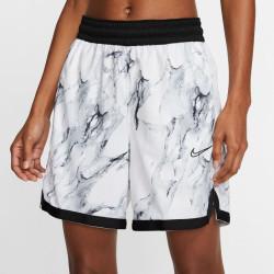 Short Nike Dri-fit DNA Blanc pour femme