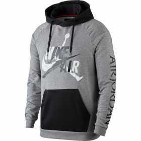 CK2852-092_Sweat à capuche Jordan Jumpman Classics Gris pour homme