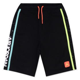 957418-023_Short Jordan School of flight Noir pour Junior