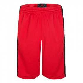 Kid's Jordan HBR Basketball Short Red