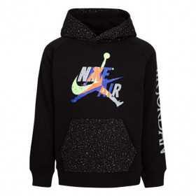 956900-023_Sweat à capuche Jordan Jumpman Classic II Noir pour Junior