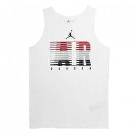 957289-001_débardeur Jordan Brand Graphic Blanc Pour Enfant
