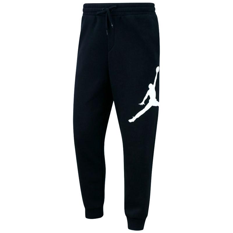 956327-023_Pantalon Jordan Jumpman logo Noir pour enfant