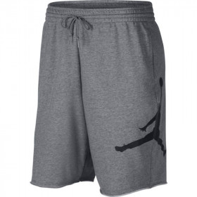 956129-GEH_Short Jordan Jumpman Air Fleece Gris pour Junior
