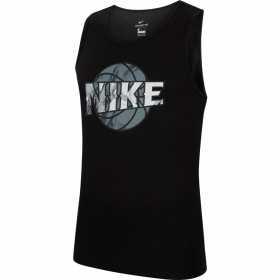 CD1292-010_Débardeur Nike Dri-fit Noir pour homme