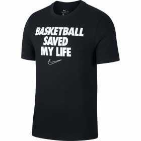 """CD1103-010_T-Shirt Nike Dri-fit """"My life"""" Noir pour Homme"""
