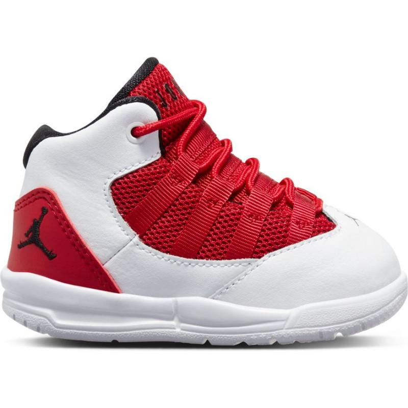 AQ9215-106_Chaussure Jordan Max Aura (TD) Rouge wht Pour bébé