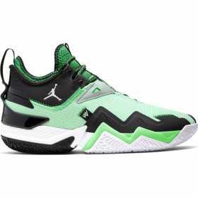 CJ0780-103_Chaussure de Basketball Jordan Westbrook One Take vert pour homme