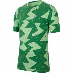 CJ6215-398_T-shirt Jordan Printed Poolside Vert pour Homme