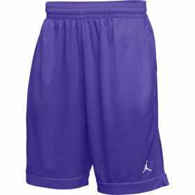 Short Jordan Practice Purpura para hombre