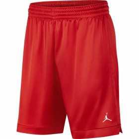 Short Jordan Practice Rouge pour Homme